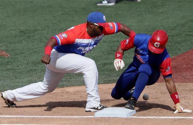 Puerto Rico pierde ante Cuba en la Serie del Caribe