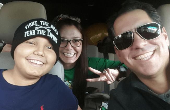 Hijo de Dalmau regresa a su hogar tras recibir tratamiento