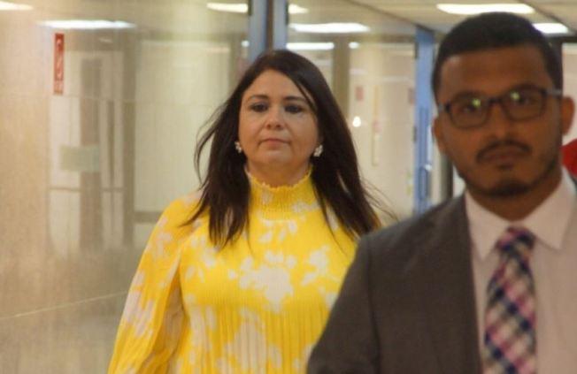 Causa para jucio contra exsenadora Mari Tere González