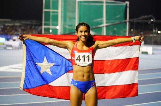 Beverly Ramos será la abanderada de Puerto Rico en los actos de clausura