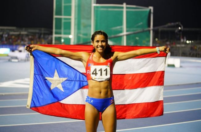 Segunda medalla de plata de Beverly Ramos en Barranquilla