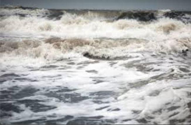 Domingo: peligrosas las condiciones del mar