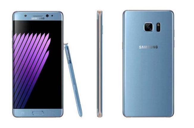 Samsung devolvería dinero a compradores del Galaxy Note 7
