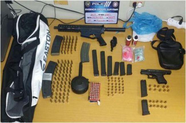 ICE asume caso arrestado por armas en Guayama