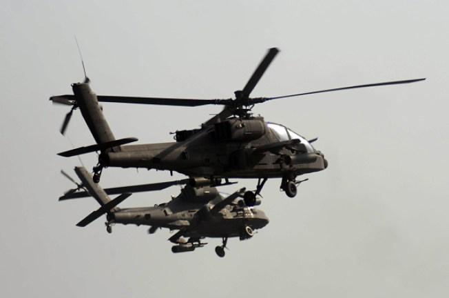 Mueren 12 al caer helicóptero militar en Indonesia