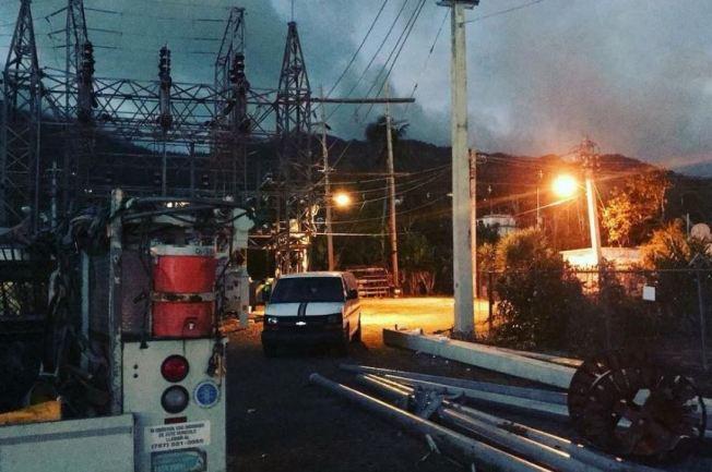 Molestos residentes de Caguas por olvido de la AEE
