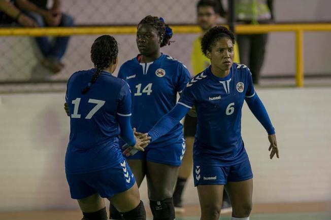 Puerto Rico repite como subcampeón en el balonmano femenino
