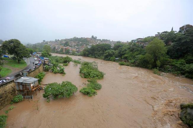 Crisis climática arrasa cultivos, ríos y ganado en Centroamérica