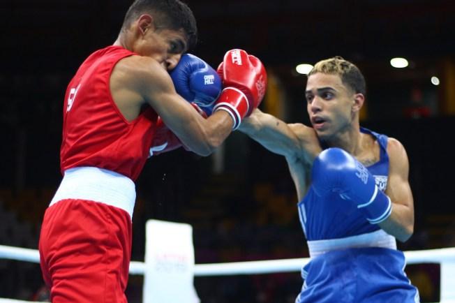 Oscar Collazo irá por el oro en Lima 2019