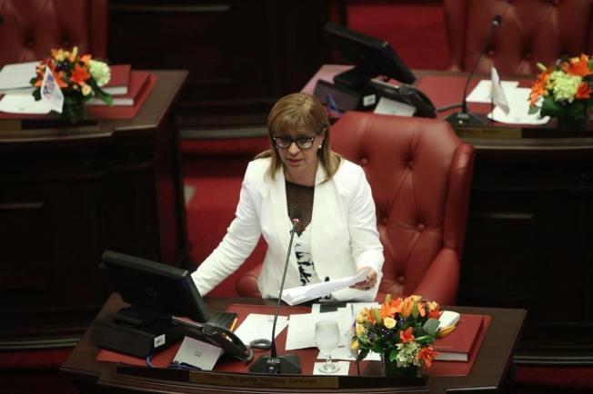 Efectiva la renuncia de Margarita Nolasco