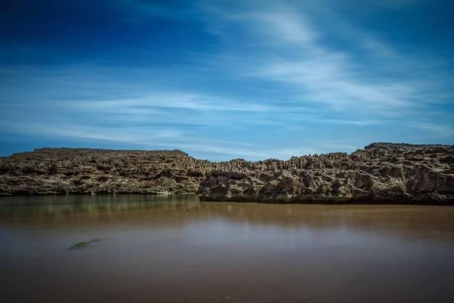 Ocho playas contaminadas según la JCA