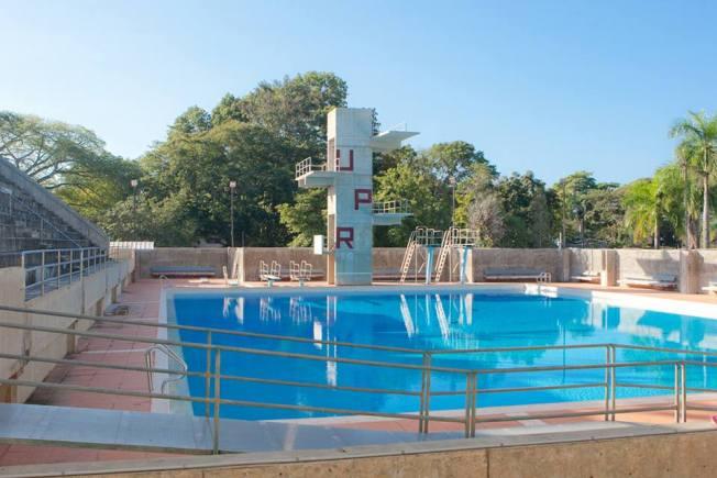 Convocan fiesta en piscina de la UPR de Río Piedras