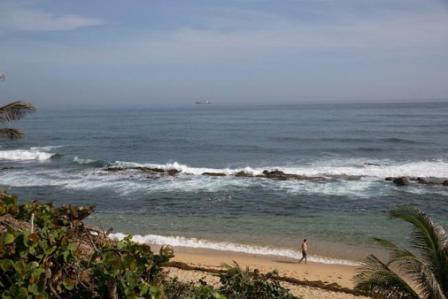 Tres playas contaminadas según la JCA