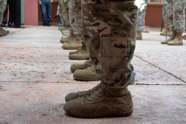 Soldados boricuas cumplirán una misión en Polonia