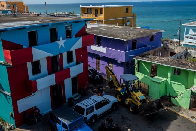 Población de Puerto Rico desciende un 4% desde María