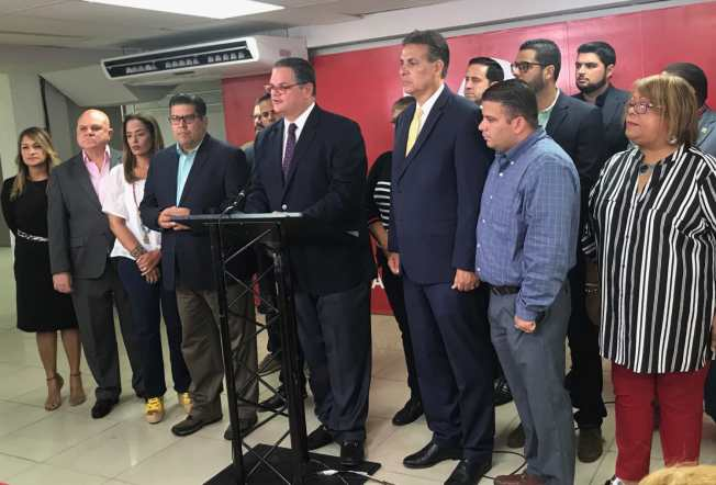 PPD insiste arrestados respondían directamente a Rosselló