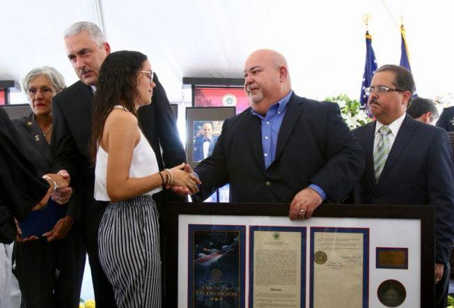 Celebran homenaje a los caídos en Georgia y Yemen