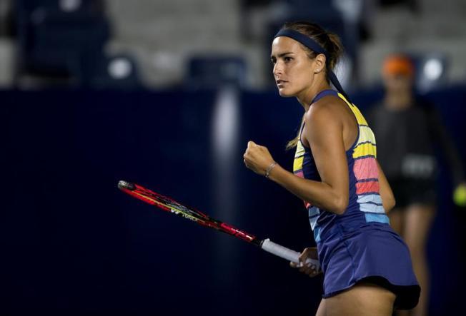 Mónica Puig pasa a segunda ronda en New Haven