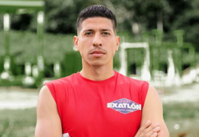 Eric Alejandro será parte del equipo de los Famosos en Exatlón