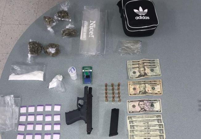 Autoridades ocupan armas y drogas en San Germán