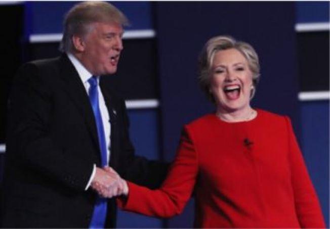 Se baten a duelo en baile los candidatos presidenciales