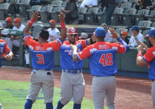 Criollos avanzan a ronda semifinal de la Serie del Caribe