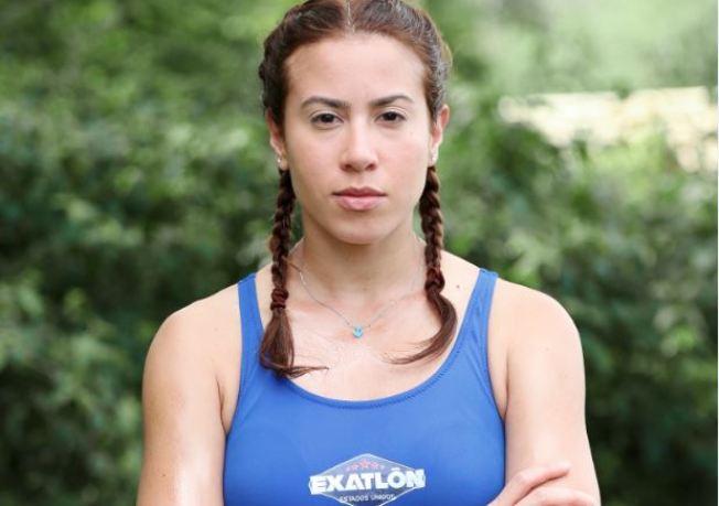 La bailarina Yaritza Medina formará parte del Team Contendientes