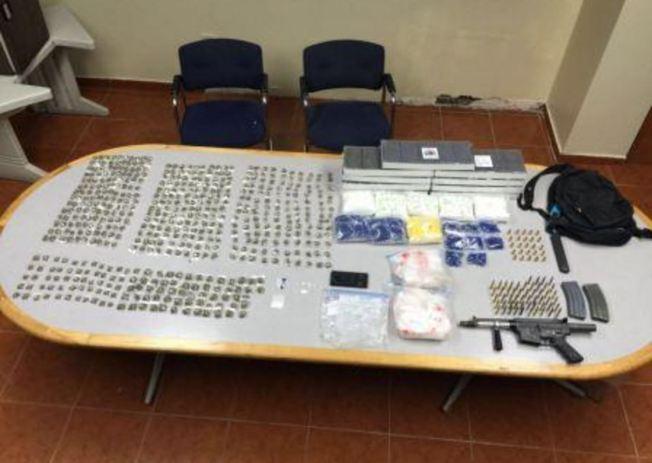 Encuentran gran cantidad de drogas en Manatí