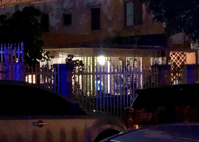 ICE allana residencia en Miramar