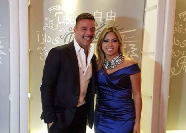 Ricky Martin pide no bajar la guardia ante la trata humana