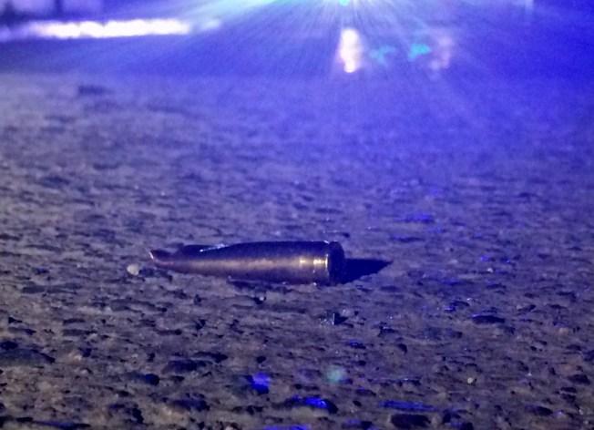 En condición grave hombre herido de bala