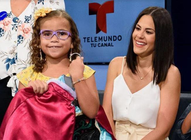 Make-A-Wish cumple sueño de niñita de Barceloneta