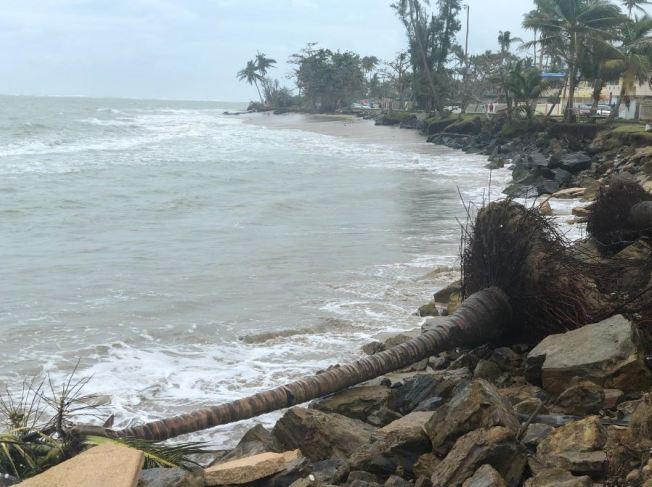 Investigan carreteras ante impacto de marejadas este año