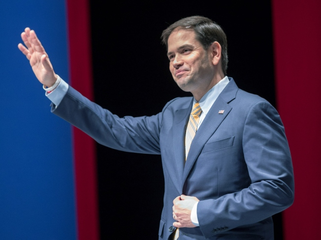 Marco Rubio gana las primarias republicanas en la Isla