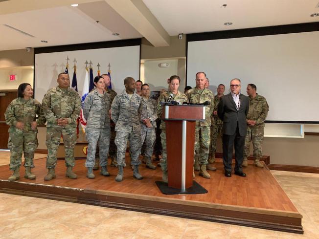 500 soldados darán clínicas de salud y repararán escuelas en la isla