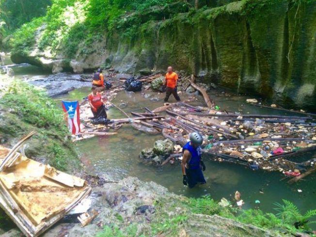 Municipio no cumple compromiso de limpiar Río Charco Azul