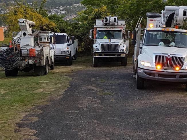 Más de 450,000 abonados siguen sin energía eléctrica