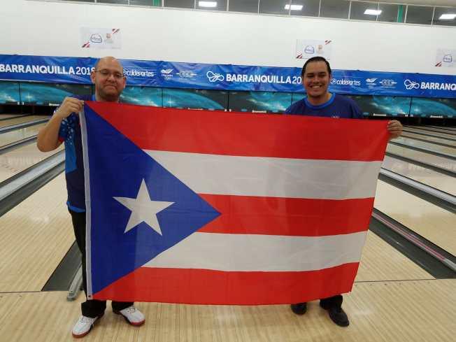 Cristian Azcona y Jean Francisco Pérez ganan medalla de plata