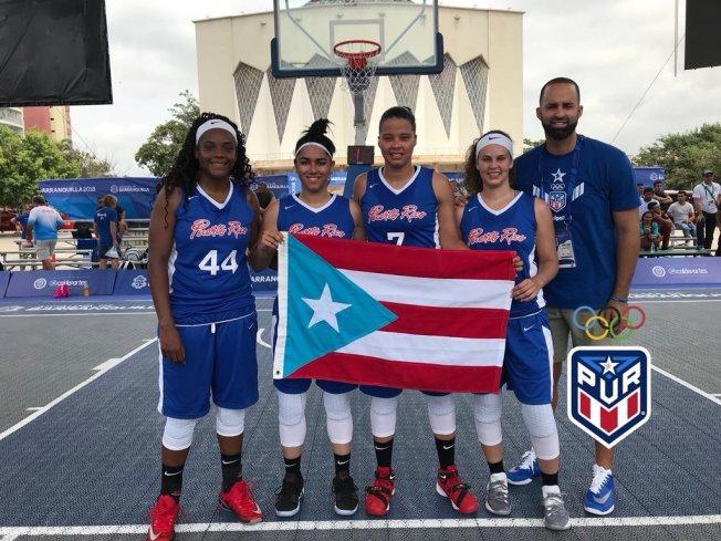Eliminado el equipo femenino en el baloncesto 3x3