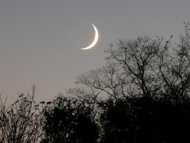 Fresco el tiempo en la Noche de Brujas
