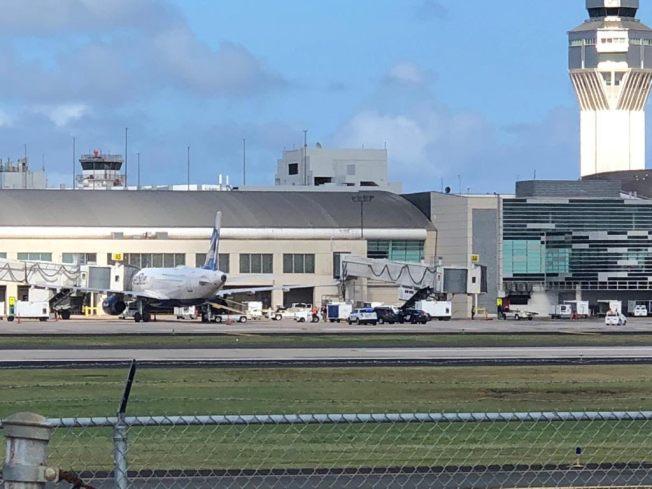 Bajo control: falsa alarma de bomba en el aeropuerto