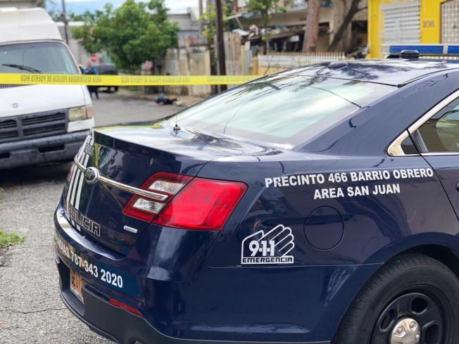 Investigan asesinato en Santurce