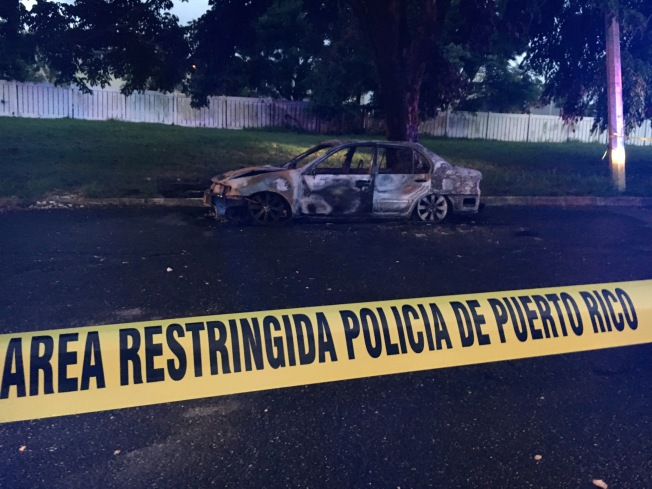 Cadáver calcinado en Bayamón aparenta ser de una mujer