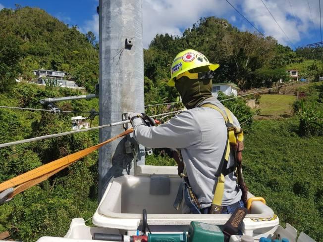 El sistema eléctrico aguanta un huracán, según director de AEE