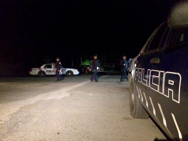 Asesinato y herido de bala en Trujillo Alto
