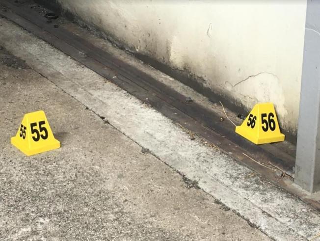 Tres hombres resultan herios de bala en San Sebastián
