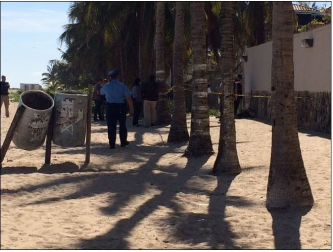 Reportan muerte sospechosa en Ocean Park