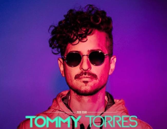 Tommy Torres anuncia fecha de su segunda función