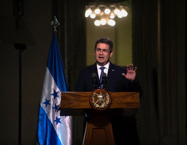 Hermano de presidente de Honduras acusado de narcotráfico