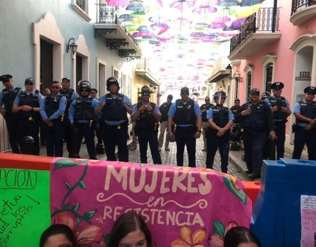 ACLU radica moción contra el gobierno de Puerto Rico